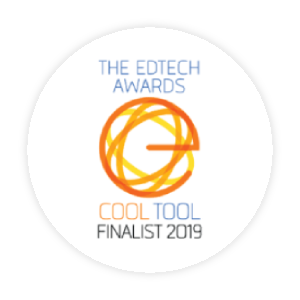 Ed Tech 2019 finalist presented to Matific online mathematics resource for teachers, students and schools