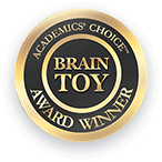 Academic Choice Brain Toy Award presented to Matific online mathematics resource for teachers, students and schools