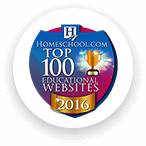Top 100 Educational Websites 2016 Award presented to Matific online mathematics resource for teachers, students and schools